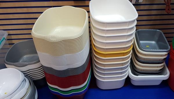 washing up bowls
